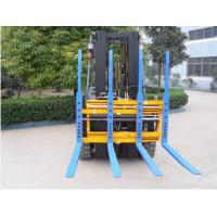 Buy cheap Forklift  single double pallet handler for Material Handling warehouse from wholesalers