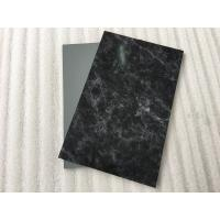 Buy cheap Marble pattern Aluminum Composite Building Panels , ACM Aluminum Panels  product