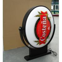 China Rotating bar sign ,light box,  spinning sign on sale