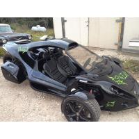 Buy cheap 1998cc High Powered 3 Wheel Motorbike With 2 Seats And Car System , 29x18R20 from wholesalers