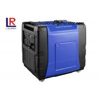 Buy cheap 406CC 68dba 5.5kVA Silent Diesel Power Generator with Forced Air - cooled 1 Cylinder product