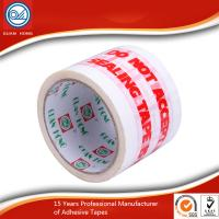 Buy cheap Clear BOPP Packaging Tape Strong adhesive Water based Adhesive for Sealing from wholesalers