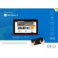 Buy cheap High Sensitivity Touch Keyboard Mode Fly Air Mouse 24 Hours Support Windows 8.1OS product