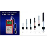 Buy cheap ASTM A956 Hartip 3000 Digital Leeb  Hardness Tester  wholesales with Menu Operation RS232 / USB Interface from wholesalers