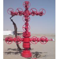 Buy cheap Well Drilling API 6A 2-1/16 3000psi Christmas Tree ,API 6A Wellhead X-mas Tree for Oil and Gas well from wholesalers