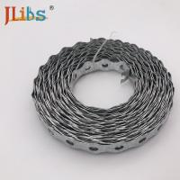 Buy cheap All Round Fixing Steel Perforated Banding Strap Cold Rolled Plastic Box Packed from wholesalers