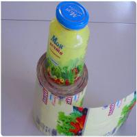 Buy cheap Bottle PVC Shrink Film Sleeve Label from wholesalers