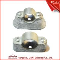 Buy cheap 32mm 50mm Conduit Junction Box Cover Distance Saddle For Base Steel , ISO9001 from wholesalers