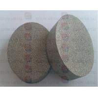 Buy cheap Stainless steel powder sintering filter material components sintered stainless steel filte from wholesalers