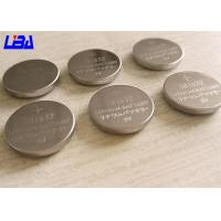 Buy cheap 120mAh Zn/Mno2 CR1632 Button Battery CR1620 CR1220 CR2032 CR2450 from wholesalers