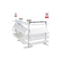 Buy cheap Shelf Queuing System Retail Queuing System POS Queuing System Gondola Shelving for Checkout from wholesalers