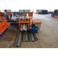 Buy cheap Smart Highway Guardrail Roll Forming Machine For 2 Wave Galvanized Guardrail from wholesalers
