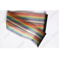 Buy cheap Rainbow UL2651 Flat Ribbon Cables, Computer Internal Signal Flat Cable from wholesalers