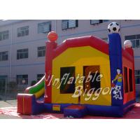 Buy cheap Jungle Inflatable Combo / Kid Inflatable Jumper With Fire-Resistant Vinyl , Inflatable Bouncer from wholesalers