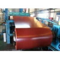 Buy cheap Solar Energy Pre-Painted Galvanized Steel Coils 508mm / 610mm Inside Diameter from wholesalers