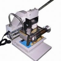 Buy cheap Hot-stamping/Gilding Machine with Automatic Feed Foil from wholesalers