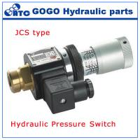 Buy cheap 250V JCS Hydraulic Control Parts Copper connection Hydraulic Pressure Switch product