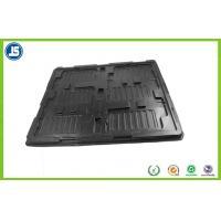 Buy cheap Thermoformed Blister Plastic ESD Trays Compartment For Electronic product