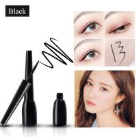 China Waterproof Black Liquid Eye Makeup Eyeliner Pencil 4 Colors For T Stage Show Occasion on sale