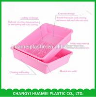 Buy cheap Pet Cleaning & Grooming Products Cat Litter Box with Free Scoop from wholesalers