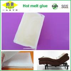 Buy cheap Holding Power PSA Hot Melt Adhesive For Matress Making - White Block from Wholesalers