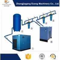 Buy cheap Blue Air Compressor Machine , Environmental Protection 2 Stage Air Compressor  from wholesalers