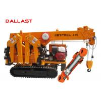 Buy cheap Regulated Type Hydraulic Hoist Cylinder for Construction Machinery Tower Crane from wholesalers