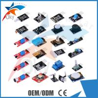 Buy cheap Electronic Kit 24 Entry Level Sensor DIY Kit  With Uno R3 Development Board For DIY Lovers from wholesalers