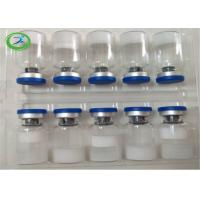 Buy cheap LGRF 1-29 Sermorelin Acetate Peptides For Building Muscle CAS 86168-78-7 from wholesalers