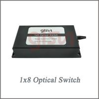 Buy cheap Low Insertion Loss Multi-channel 1x8 Mechanical Fiber Optic Switch from wholesalers
