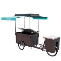 Buy cheap New Style 3 Wheel Cargo Bike , Commercial EQT Electric Cargo Trike from wholesalers