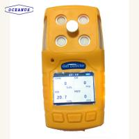 Buy cheap OC-904A Portable Chlorine Cl2 gas detector with the measuring range of 0-10ppm, 50ppm, 200ppm product