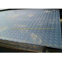 Buy cheap A36 RENTAI Safety Corrugated Metal Floor Decking 1000mm - 1500mm Width from wholesalers