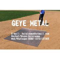 Buy cheap Hot-dipped Galvanized Steel Drag Mats for Tennis Court/ Baseball/Soccer Field/Playground,Clay Mats,Sand Drag Mats from wholesalers