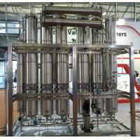 Buy cheap 500 L/H Medical Water Treatment Equipment for Injection , Multi Effect Water Distiller from wholesalers
