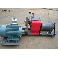 Buy cheap 1 Ton Electric Cable Pulling Winch , Portable Electric Winch 1 Year Warranty from wholesalers