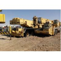 Buy cheap 50ton grove crane truck crane mobile crane Germany crane for sale from wholesalers