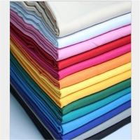 Buy cheap T/C 45S 133*72 65/35 Solid dyed Plain woven pocketing fabrics from Manufacture from wholesalers