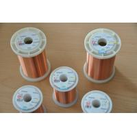 Polyurethane Enameled Ultra Fine Magnet Wire 0.012 - 0.40mm For Automotive
