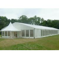 Buy cheap 300~2000 People Big White Inflatable Tent For Party , Outdoor Luxury Wedding Tents from wholesalers