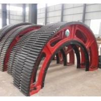 Buy cheap Big Spur Gear Price Larget Reduction Spur Gear Customized Big Size Forging Alloy Steel Herrigbone Gear from wholesalers