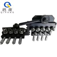 Buy cheap Digital System Mild Steel Wire Straightener 14 Rollers For Metal Wire Industry from wholesalers