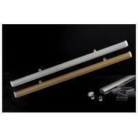 Buy cheap Supermarket Promotion Shelf Data Strips , Aluminum Alloy Roller Poster Pole product