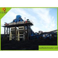 Buy cheap 3000TPH Skid Mounted Open Pit Mine Coal Crushing Plant from wholesalers