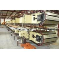 Buy cheap PU Rock Wool Sandwich Panel Production Line Precision Double Belt Conveyor Lamination Machine from wholesalers