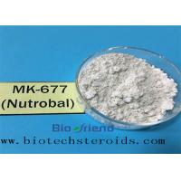 Buy cheap Weight Loss Bodybuilding Prohormones Sarms Ibutamoren Mk-677 CAS no. 159752-10-0 from wholesalers