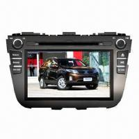 Buy cheap In-dash DVD Player for 2013 Kia sorento, Built-in GPS/Radio/iPod, Supports RDS and Steering Wheel from wholesalers