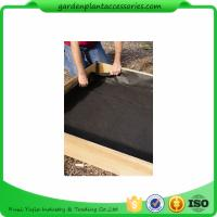 Buy cheap Black Raised Garden Bed Plastic Liner 3 Liners Are 10 High Four sizes: 3' x 3', 3' x 6', 4' x 4' and 4' x 8' 1years from wholesalers