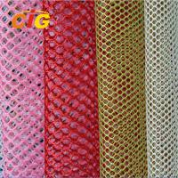 Buy cheap Abrasion - Resistant Upholstery 100% Polyester Mesh Fabric for Garment from wholesalers