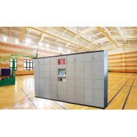 Buy cheap Electronic Durable Metal Storage Doors Luggage Lockers Rental Locker For Public, from wholesalers